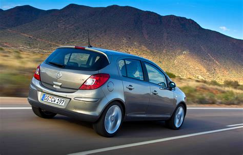 opel corsa 3 opel corsa 1 3 cdti ecoflex technical details history photos on better parts ltd