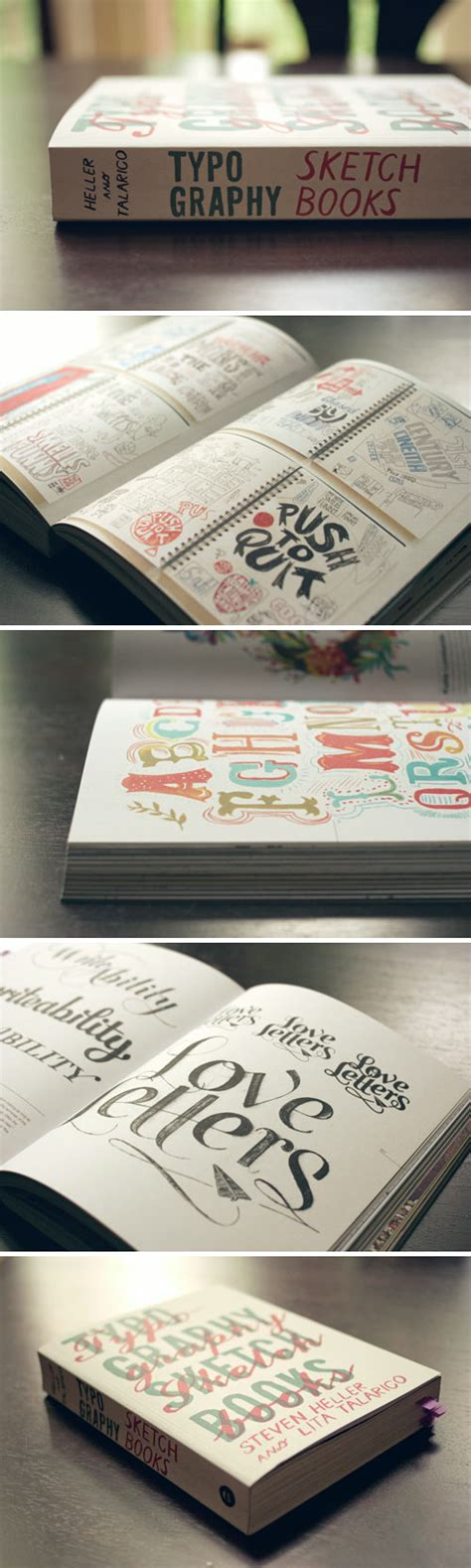 typography sketchbooks wit whistle