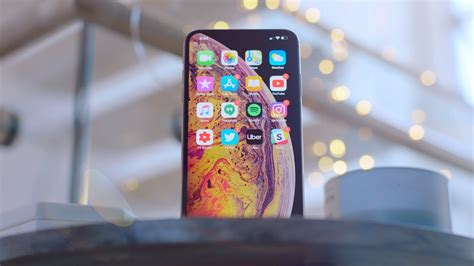 definitive iphone xs max review youtube