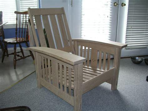stickley morris chair plans images