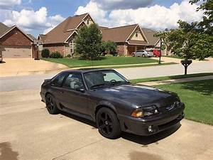 3rd generation 1989 Ford Mustang GT manual [SOLD] - MustangCarPlace