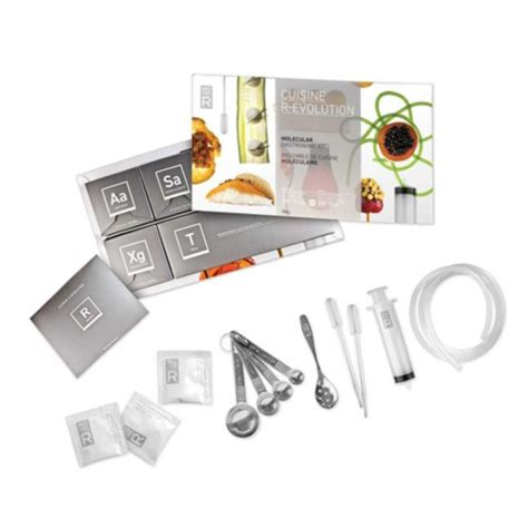 molecular gastronomy starter kit modernist cuisine at home