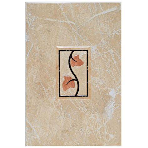 merola tile aroa arena beige 8 in x 12 in ceramic decor