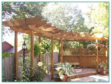 wooden garden trellis designs