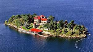 Private Islands for rent - Singer Castle on Dark Island ...