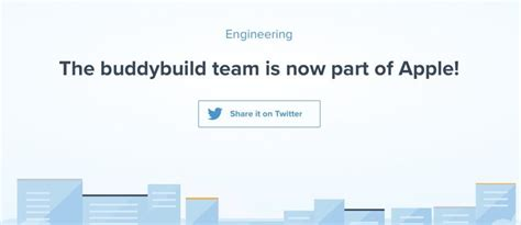 apple acquires canadian app development startup buddybuild macrumors