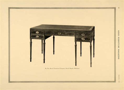 Royal Furniture Company Grand Rapids Michigan 1918 Ad Desk Royal Furniture Company Grand Rapids Decor