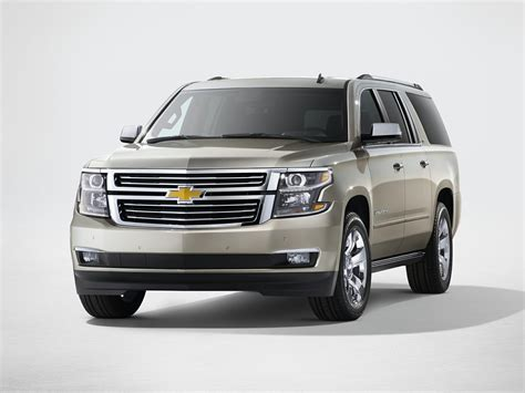 New 2019 Chevrolet Suburban  Price, Photos, Reviews