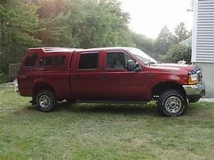 Find Used 2001 Ford F250 Xlt 4x4 Crew Cab V10 Auto Only 75 129 Miles Gentleman U0026 39 S Truck In North