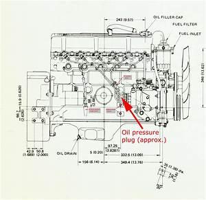 Oil Pressure Sender  Where  On  Off Or Analog  Thread Size
