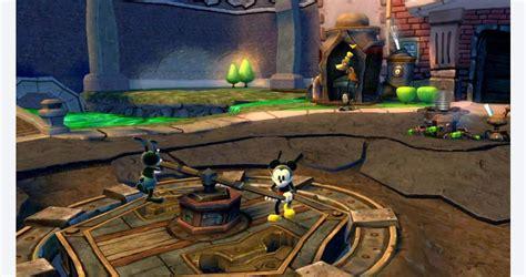 Disney Epic Mickey Power Of Illusion Nintendo 3ds