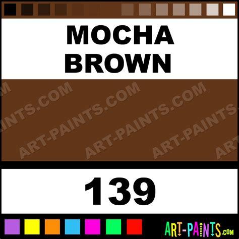 mocha brown transparent airbrush spray paints 139
