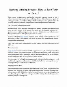 how to write a good resume that get noticed With how to find a good resume writer