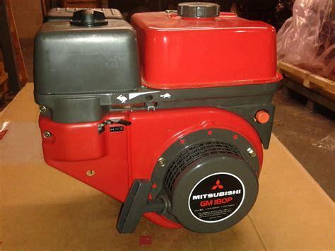 Marin Mitsubishi by Mitsubishi Gm180 Engine Diesels