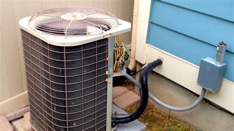 Central Air Conditioner Capacitor Wiring by Problems That Plague A Central Air Conditioning System