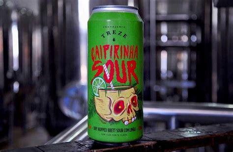 Tem gosto de caipirinha, nome de caipirinha, mas é cerveja ...