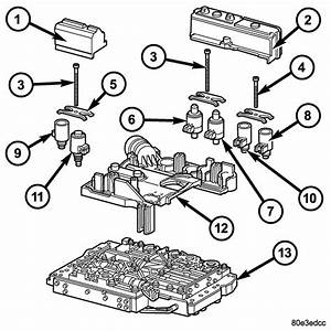 Diagram  1999 Dodge Diesel 2500 Transmission Diagram