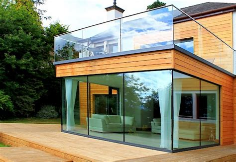 Glass Extension, Stirling