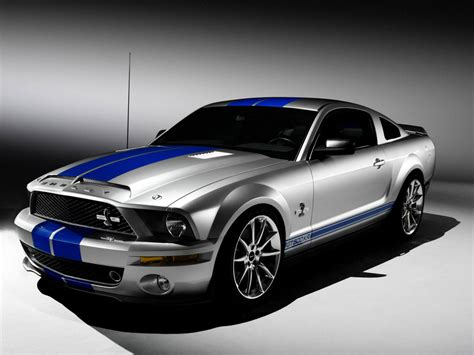 Ford Mustang Ford Mustang Shelby Gt500