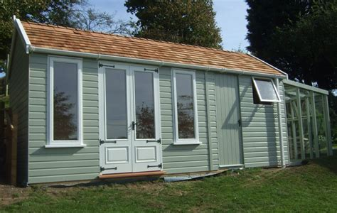 garden sheds in norfolk combination sheds designed and built in norwich norfolk