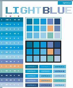 Image Gallery light blue color scheme