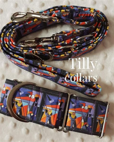 Pin by Tilly collars on Martingale Dog Collars in 2020 ...
