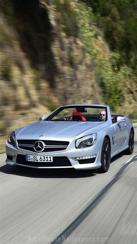 6 Plus Wallpaper Car by Mercedes Sl63 Amg Iphone 6 6 Plus Wallpaper Cars