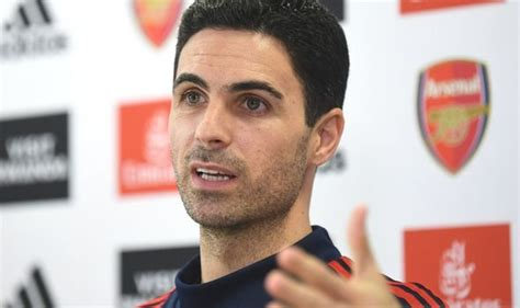Arsenal boss Mikel Arteta addresses Mesut Ozil and Matteo ...