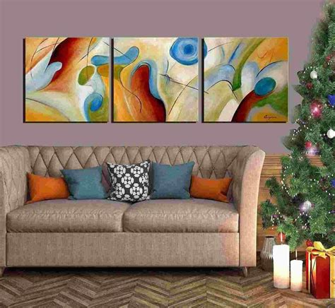 Living Room Canvas Art Ideas [peenmedia]