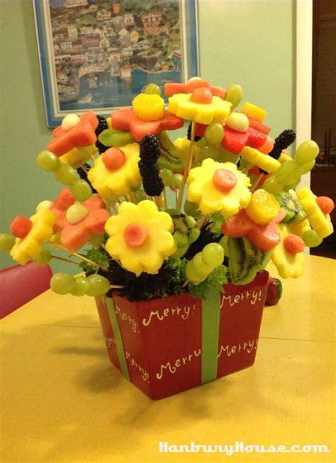 fruit flower decoration 52 best fruit bouquett images on pinterest candies centerpieces and creative food
