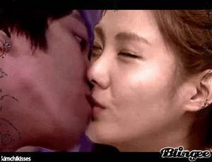Yongseo kiss Picture #125223837 | Blingee.com