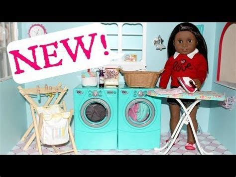 New Our Generation Tumble & Spin Laundry Set Review