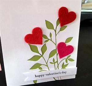 Felt Flowers | Valentine Cards | Pinterest | Felt flowers ...