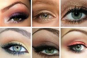 Quel Fard A Paupiere Pour Yeux Marron : les 50 plus beaux maquillages astuces de filles page 2 ~ Melissatoandfro.com Idées de Décoration