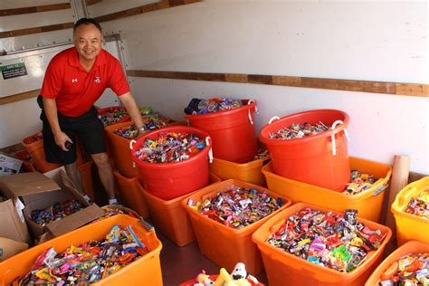 Operation Gratitude Halloween Candy by Cash For Halloween Candy Dentists Buyback Program Is