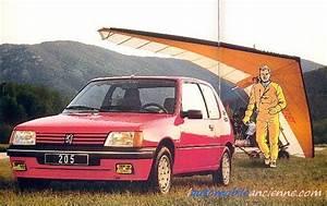 Peugeot 205 Xs  1986