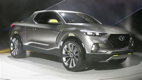 hyundai santa cruz concept proves  life   car