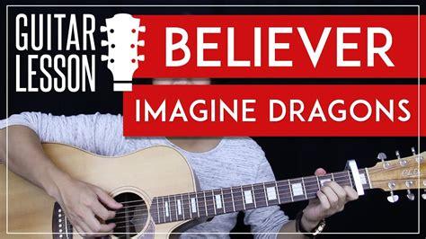 Download Mp3 Believer Guitar Tutorial