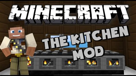 Minecraft Kitchen Mod 1 7 10 Jar by Minecraft Mods How To Install The Kitchen Mod For