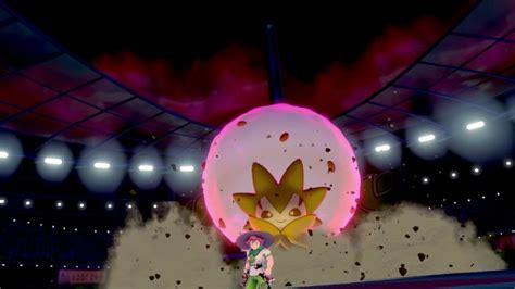 pokemon sword shield gyms