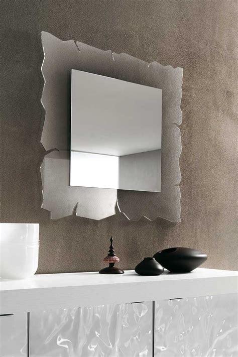 Specchio Da Letto Interesting Specchio Moderno Riflessi Vision With