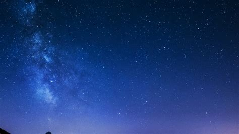 starry night nature qhd wallpaper  wallpaper vactual
