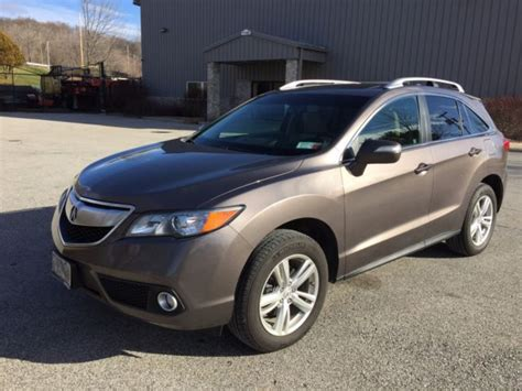 2013 acura rdx awd technology package