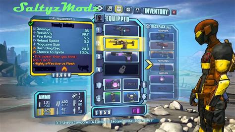borderlands 2 color rarity borderlands 2 black modded weapons pc xbox360