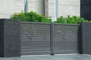 Installateur De Portail Motorisé : motorisation de votre portail en pvc ou alu solabaie ~ Farleysfitness.com Idées de Décoration