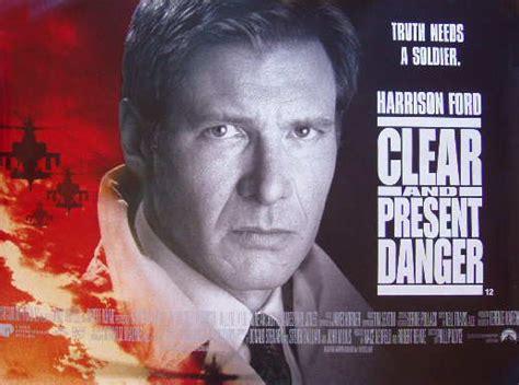 clear  present danger  phillip noyce  mind
