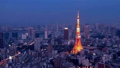 Tokyo Tower Wallpapers Tv Japan Cityscape Desktop