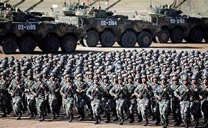 'Fight To Win': China Flaunts Jets, Tanks, Missiles On ...