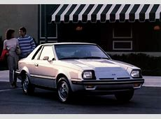 Lost Cars of the 1980s – 19821988 Ford EXP Hemmings Daily
