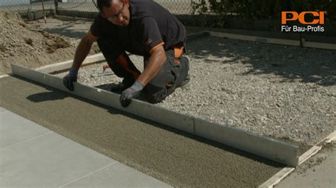 terrassenplatten in trenagebeton verlegen drainm 246 rtel zum fachm 228 nnischen verlegen outdoor
